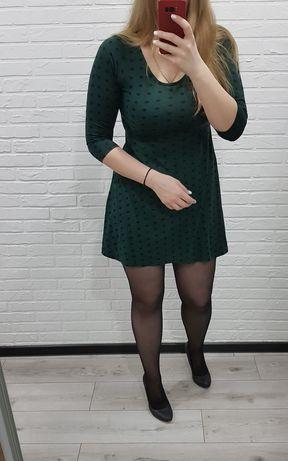 Платье в горох, платье