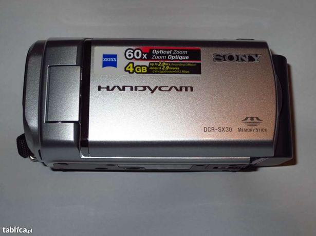 Kamera Sony DCR-SX30