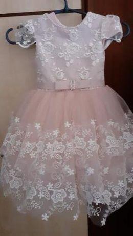 Продам платье размер 80