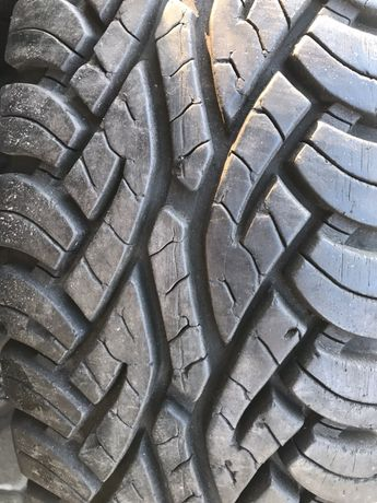 235/85r16C r16C Continental Gros Contact. 4шт