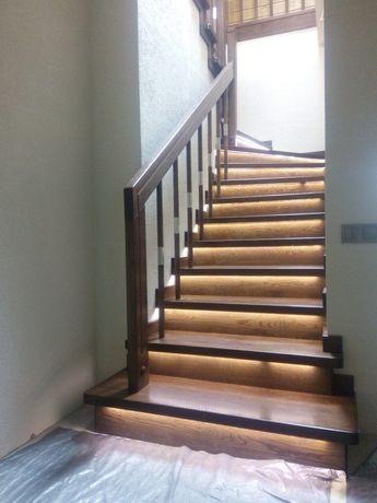 Лестницы изготовление под заказ