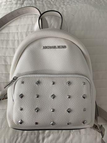 Plecak Michael Kors biały
