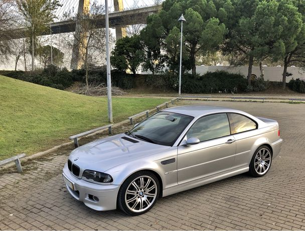 BMW M3 manual coupe