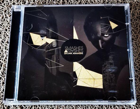 Płyty płyta album Skunk Anansie Smashes Trashes CD + DVD GmbH 2009