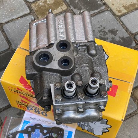 Гидрораспределитель Р80-3/1-22 Т25 Т16 ХТЗ мини-трактор распределитель