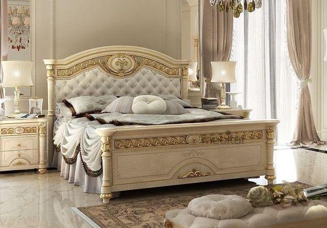 Итальянская мебель,кровать в классическом стиле
