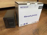 NAS Netgear ReadyNas Duo v2 + 2x 1TB HDD WD RED