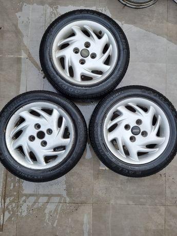 Jantes c/ peneu para Fiat Punto/Seiscento 13'