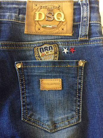 Spodnie Dsquared rozmiar 26