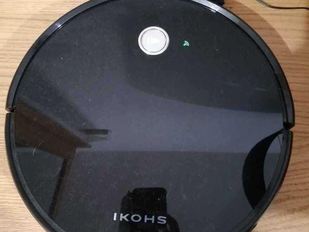 Aspirador Robot WiFi - aspira e lava - Garantia até 10/2025