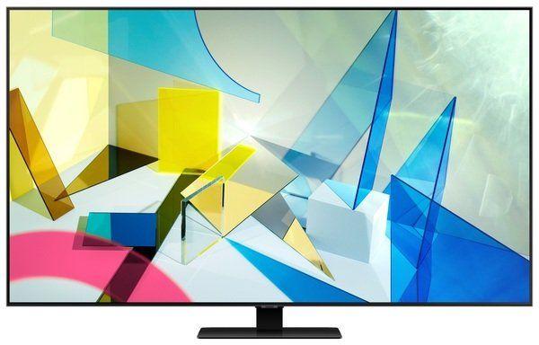 Телевизор Samsung QE55Q80T Модель 2020 года. Украинский Смарт!!