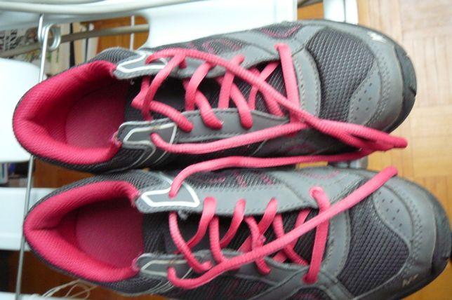 buty sportowe adidasy dziewczęce r.35 Decathlon Quechua