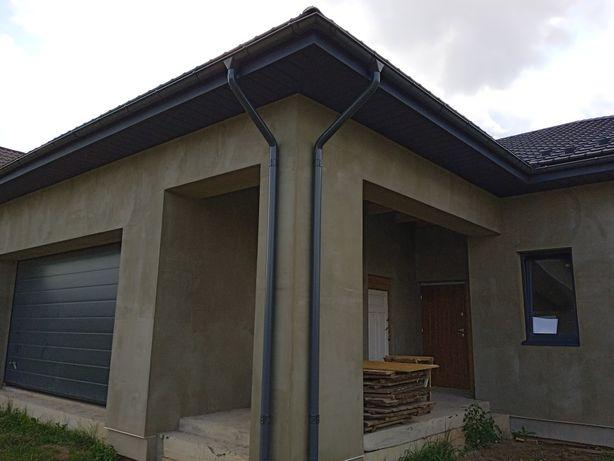 Монтаж даху ,підшиви,забору
