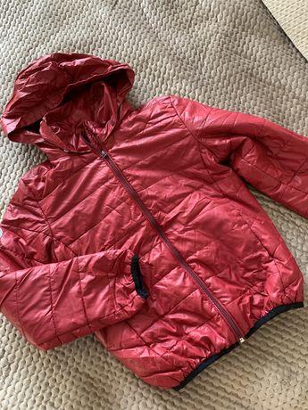 Демисезонная куртка рост 134