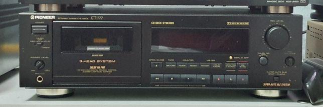 Magnetofon Deck Pioneer CT-777 lub zamiana na DAT