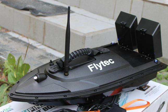 Кораблик для прикормки, рыбалки Flytec 2011-5 V4, модель 2020 года.