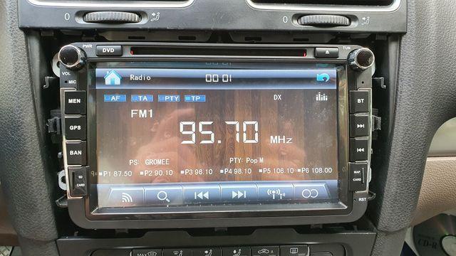 Radio 2 din do volkswagen I skoda