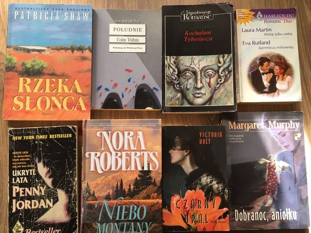 Książki 4 zł sztuka