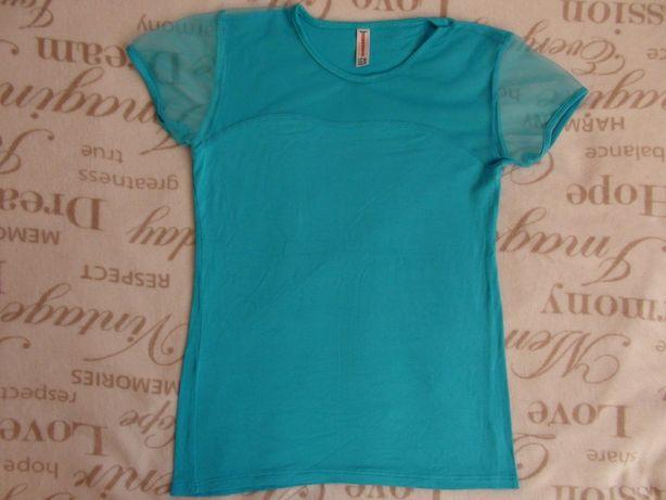 bluzka z siateczką 152-158
