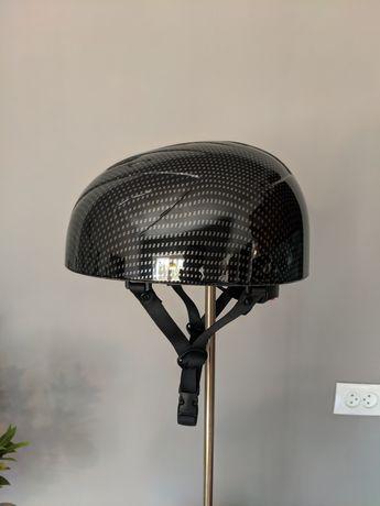 Шлем велосипедный, карбон L/56-59 RU