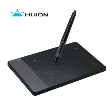 [НОВЫЙ, В УПАКОВКЕ] Графический планшет Huion 420 отличный подарок