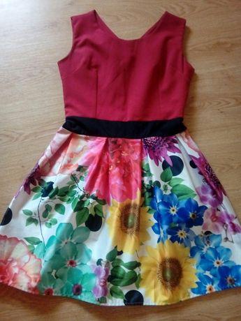piekna sukienka s