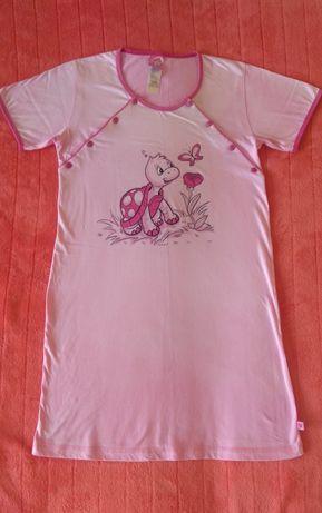 Koszula do karmienia porodu ciążowa Vienetta S