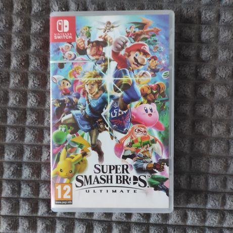 Super Smash Bros Ultimate Nintendo Switch gra
