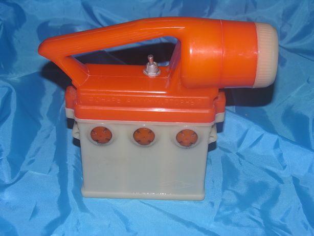 Фонарь аккумуляторный ФАР-1