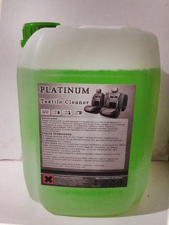 Пена для чистки кожи, ткани, пластика салона автомобиля, авто химия