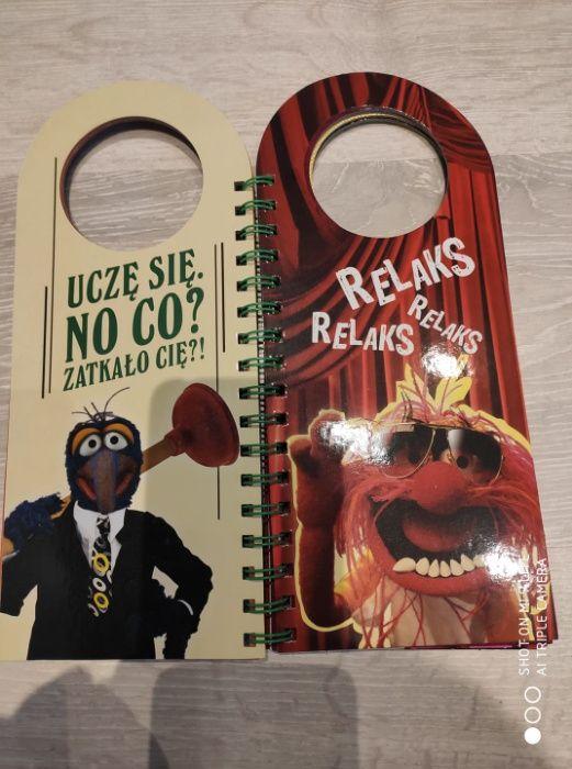 Muppety - zawieszki na drzwi na kole Łódź - image 1