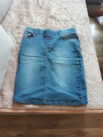Spódnica jeansowa rozmiar 36