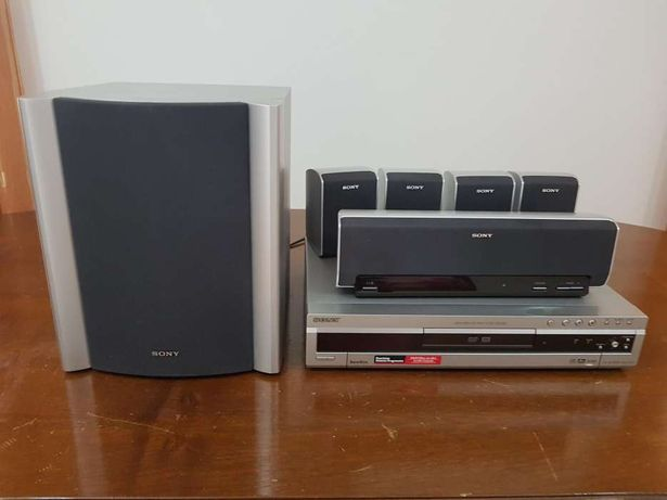 Sony DAR-RD100 - home theater system - 5.1 channel