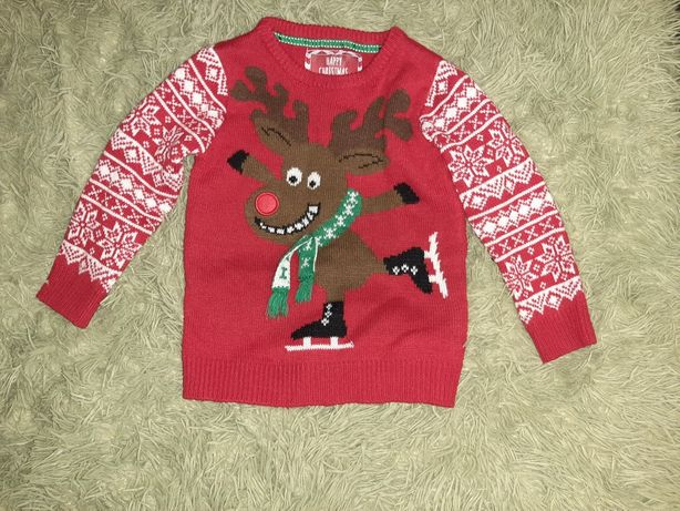 Продам зимний свитерок