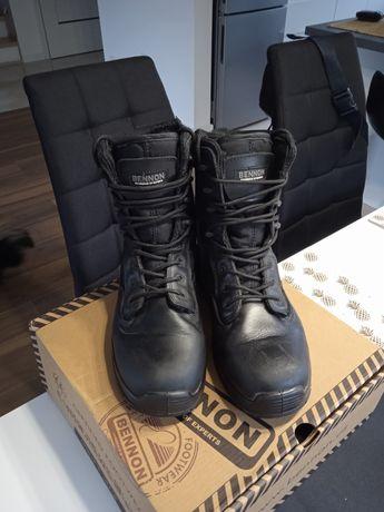 Buty wojskowe do munduru r.40