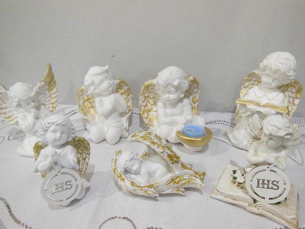 Anioły, prezent, Komunia Święta, Bierzmowanie, chrzest, ślub