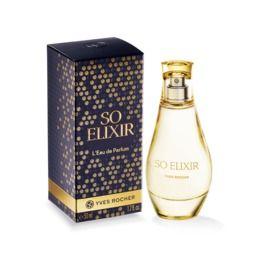Yves Rocher Perfumy So Elixir Najtaniej 50 ml ofoliowane