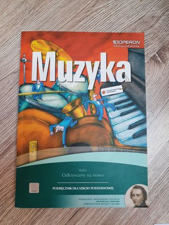 Podręcznik Muzyka dla szkoły podstawowej