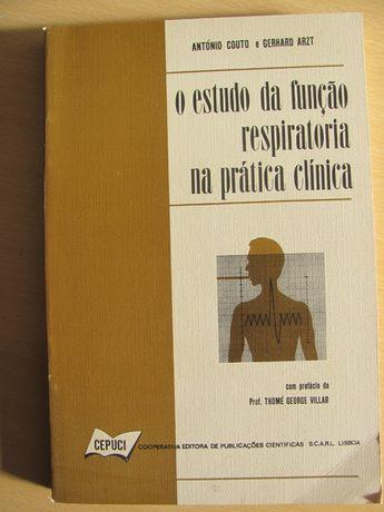 O Estudo da função respiratória na prática clínica do António Couto