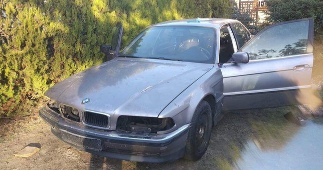 BMW E38 725 tds części