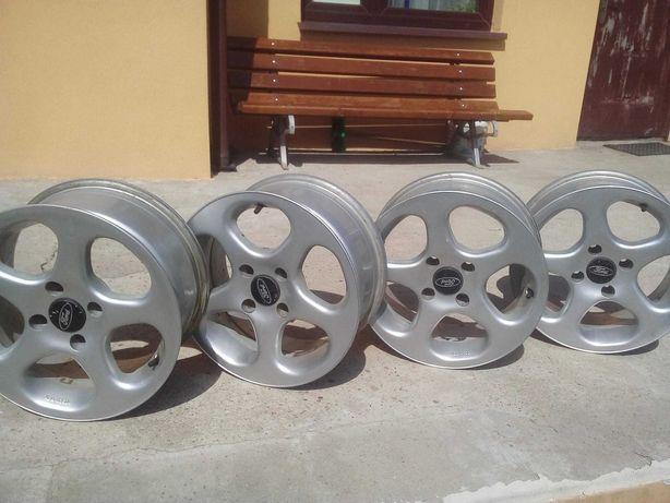 felgi aluminiowe 15 4x108 et37 ford