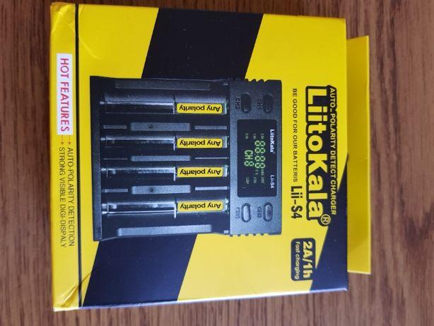 Ładowarka akumulatorów Liitokala Lii-S4