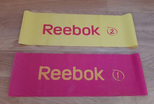 Bandas elásticas de musculação da Reebok