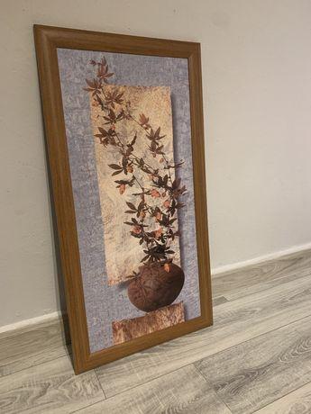 Obraz 77x40 cm/kolekcja obraz z kwiatami/obraz klasyczny/kwiaty