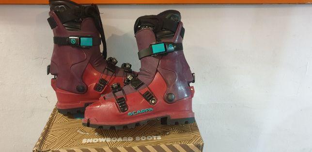 buty skiturowe scarpa rozmiar 27 cm