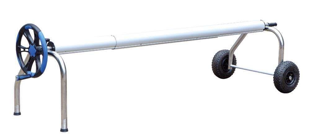 Enrolador para cobertura piscina Fernão Ferro - imagem 1