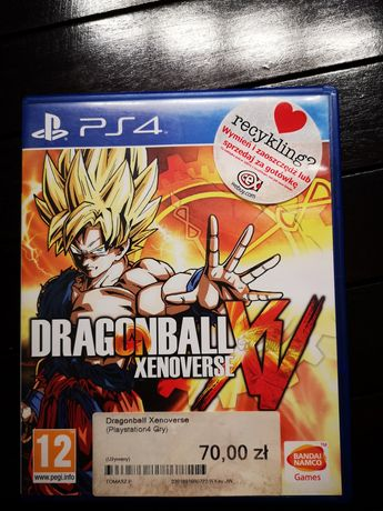 PS4 Dragonball Xenoverse XV - gra używana, PlayStation 4