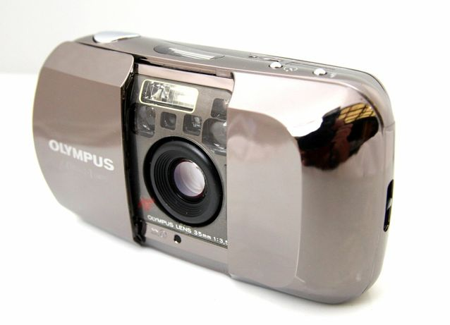 OLYMPUS Máquina fotográfica Made in Japan