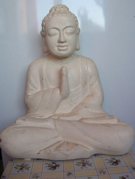Figura Budda duży 45 cm kamionka cena obniżona