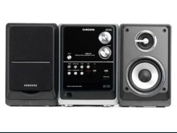 Микросистема Samsung MM-C8